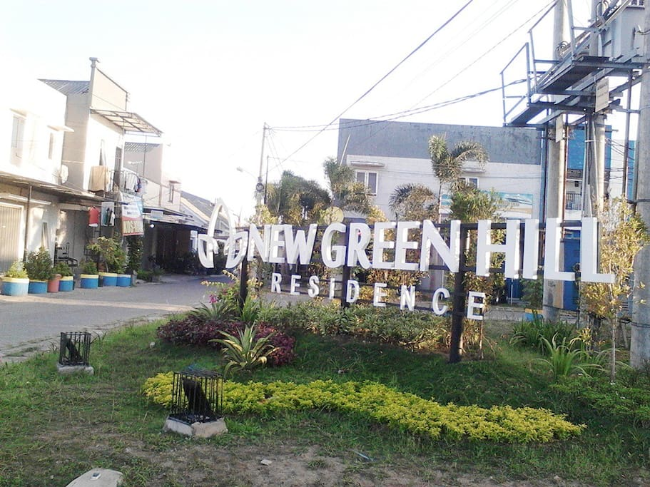New Green Hill Residence