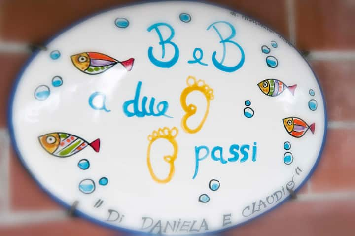 B&B A Due Passi (In Two Steps)