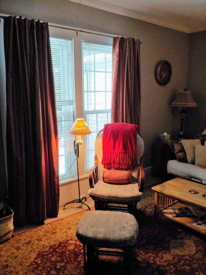 Cozy Fredonia Apartment
