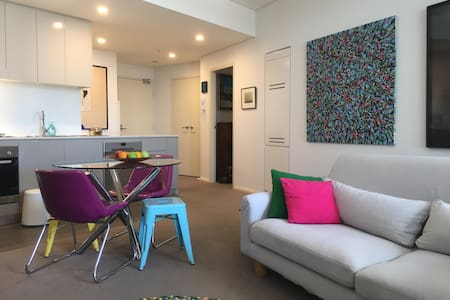 City Oasis Redfern Sydney 悉尼花园艺术美景 安全干净 交通便利