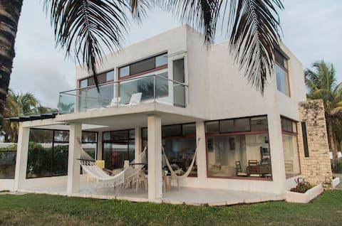 La Julita - Casa 1 - Vacaciones frente al Mar