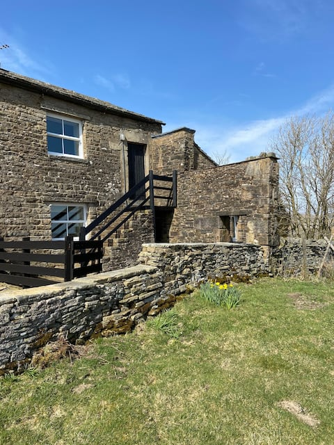 Rural retreat with spectacular Swaledale views