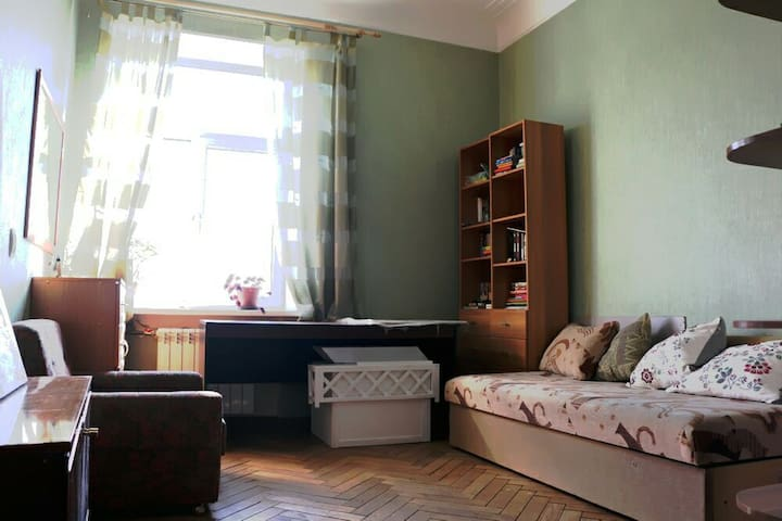 Комната с видом на пар (Website hidden by Airbnb) Park view room