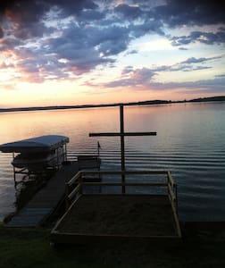 Minnesota lake cabin beautiful Big Cormorant Lake - Lake Park - Hytte