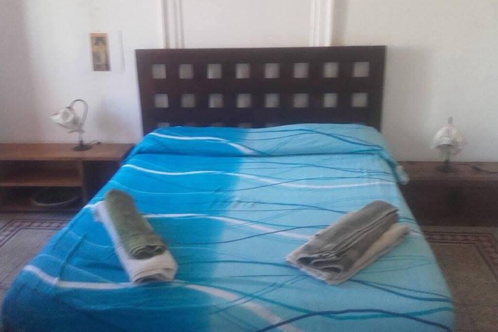 where to sleep....... il letto