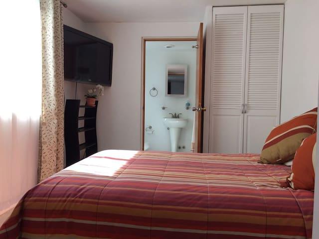Room in Polanco, Mexico City