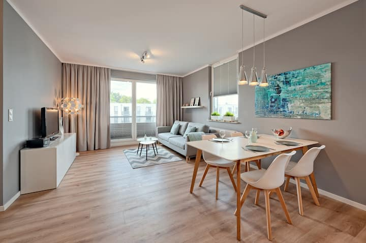 Nowa Cukrownia Apartments - Luxury Apartment 21/19