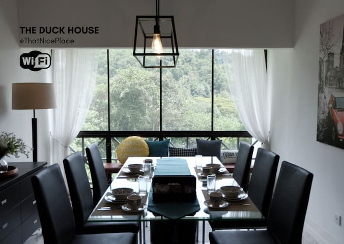 The Duck House, Bukit Tinggi, Genting