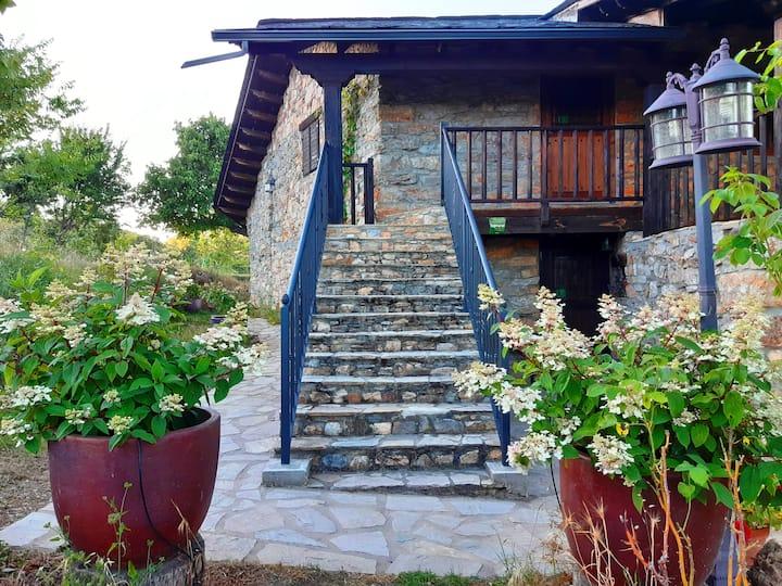 Rural Médulas 3. Casa rural en un precioso entorno