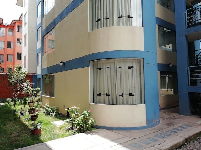 Departamento en zona  Céntrica , estratégica Cusco