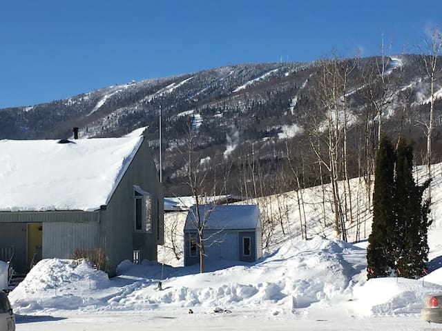 Stay at Mont Ste-Anne - Saint-Ferréol-les-Neiges - Apartemen