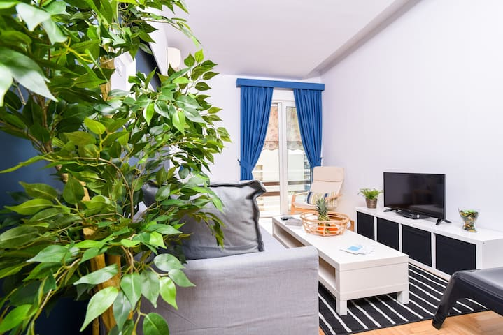 Living room with nice ambient