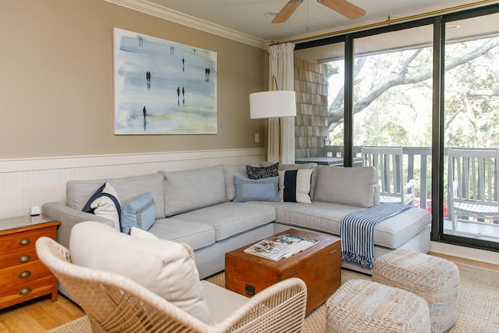 Kiawah Shipwatch Escape Villa - Resort Privileges