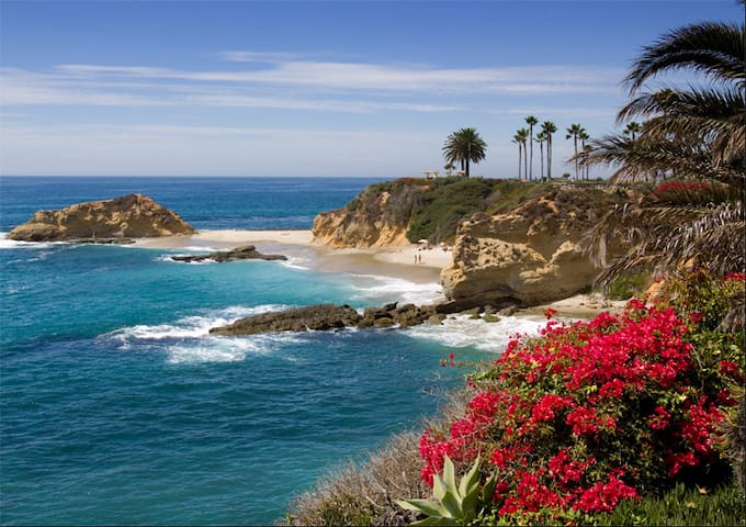Quiet Studio Great Location - Laguna Beach - Appartement