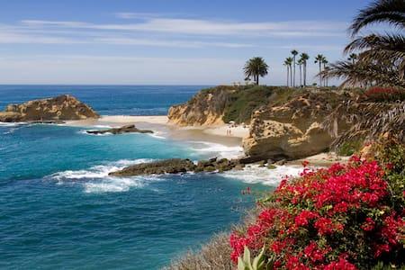 Quiet Studio Great Location - Laguna Beach - Byt