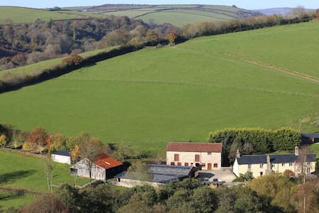 Quality Exmoor Farmhouse B and B - Bridgetown - Bed & Breakfast