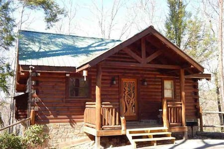 Sereni-tree Cabin in the Smokey Mountains - Sevierville