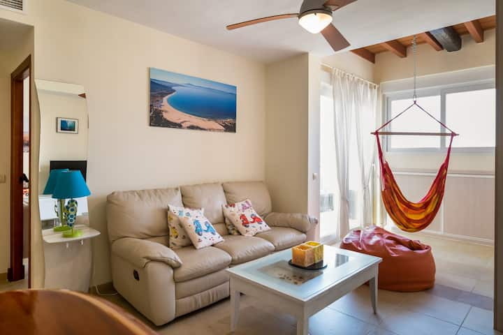 Wonderful flat!!: pool+garage+wifi