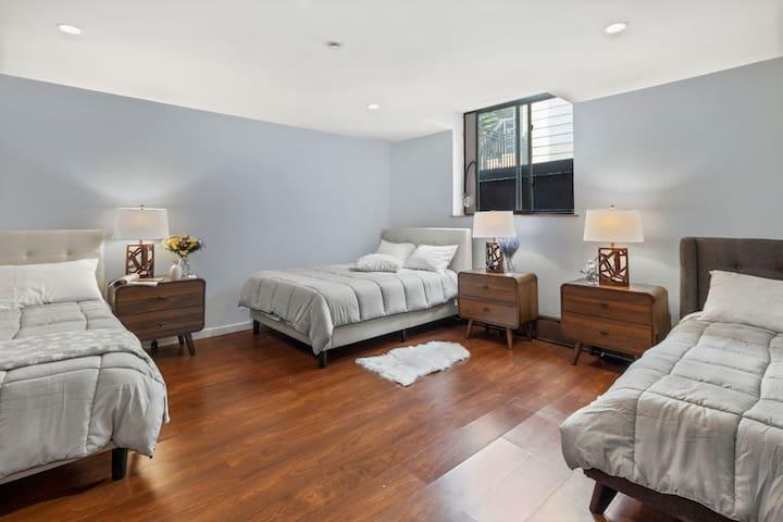 Modern&Comfortable Room!! 3pp Shared
