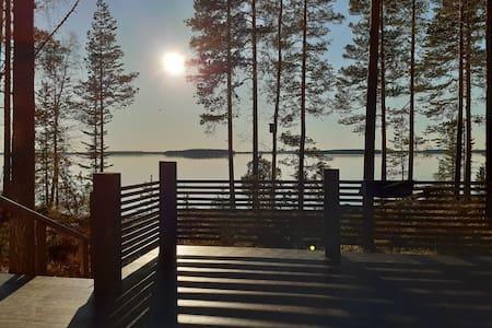 Tähtiniemi Cottage with lakewiew