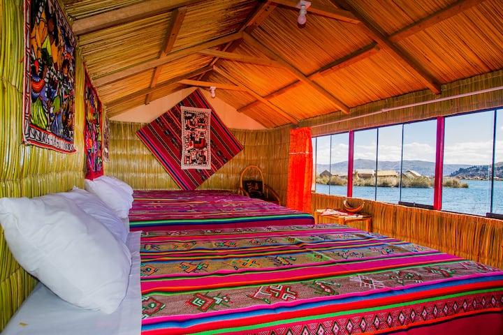 Habitación Triple Delux Vista al Lago