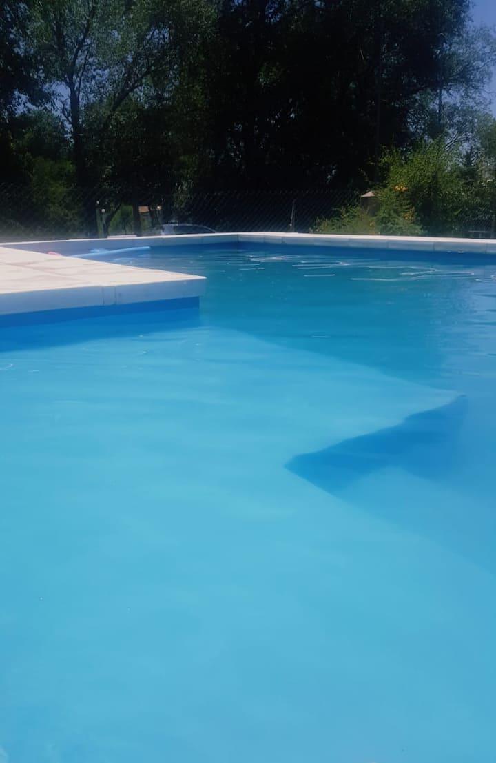 House in Potrero de Garay with siwmming pool