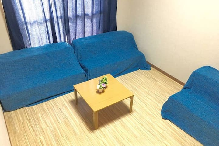211Near Hakata station*Max 6ppl*wifi - 福岡市 - Apartamento