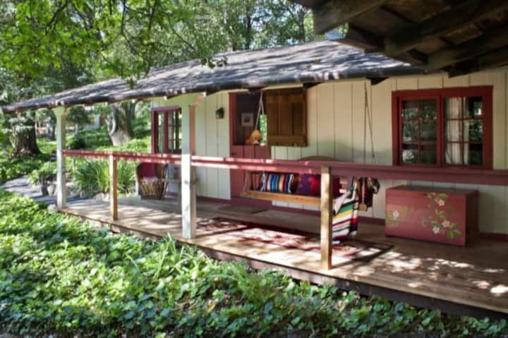 Cabin Roja Cuatro at Westerbeke Ranch
