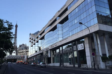 Cosy Studio, 5 min walk from the Eiffel Tower - Paris-15E-Arrondissement - Wohnung