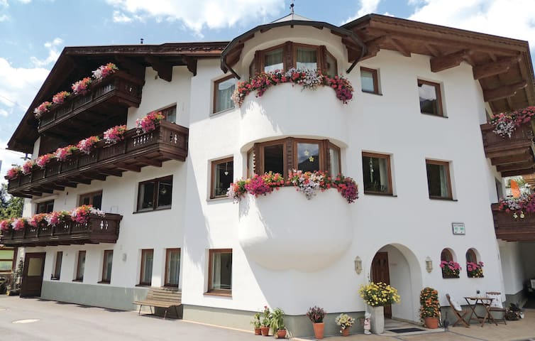 Holiday apartment with 1 bedroom on 37 m² in St. Anton