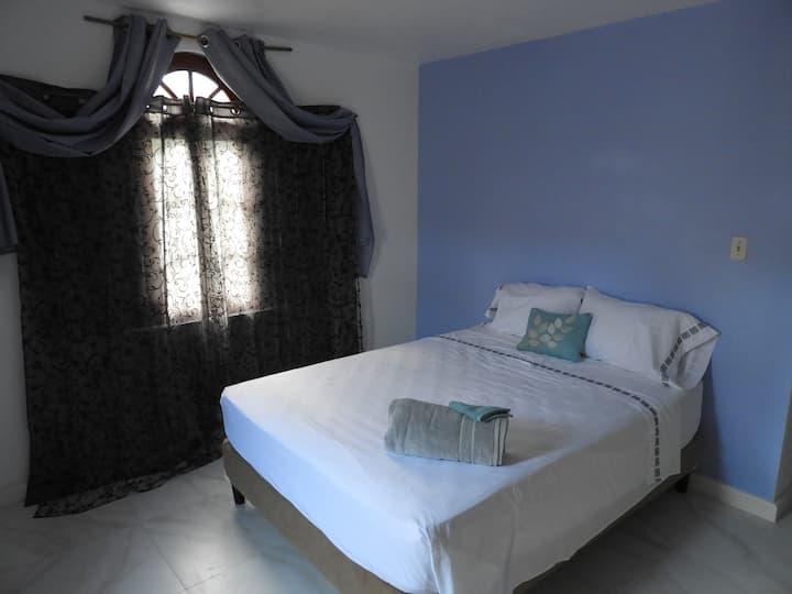 Allison BNB Blue Room