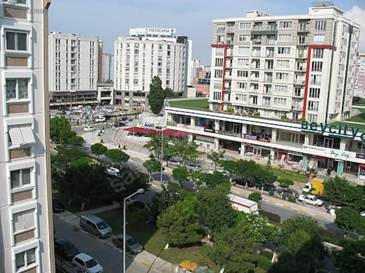A beautiful flat close to Central Istanbul