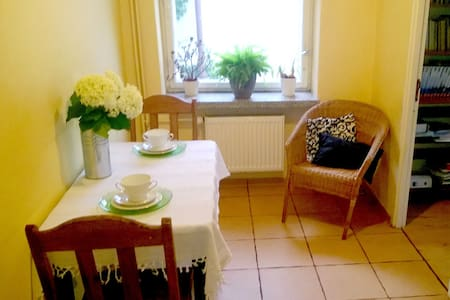 Cosy studio for 2 with separate entrance