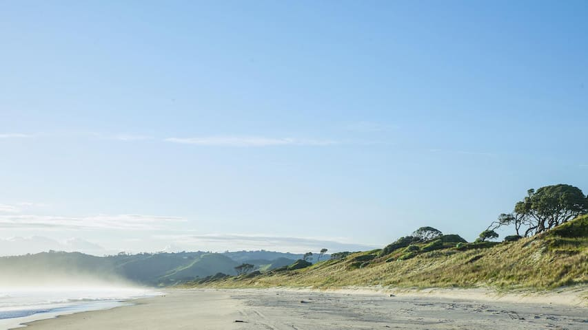 Beautiful Pakiri Beach
