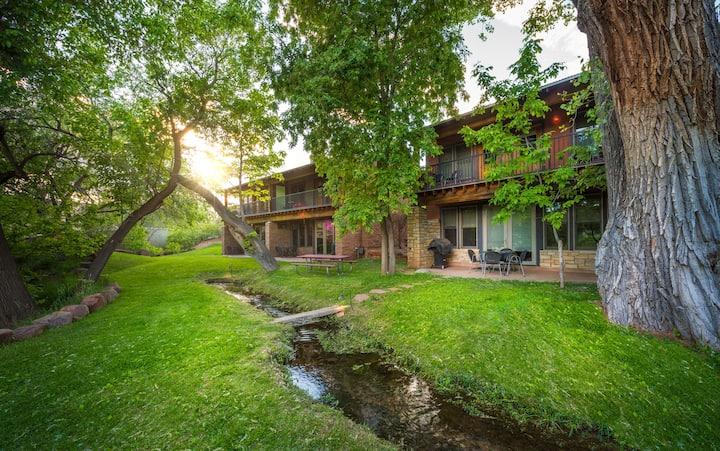 #6 - Moab Springs Ranch - Field/Portal Views