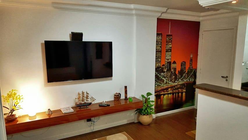 STUDIO FLAT BATEL - Curitiba - Apartament