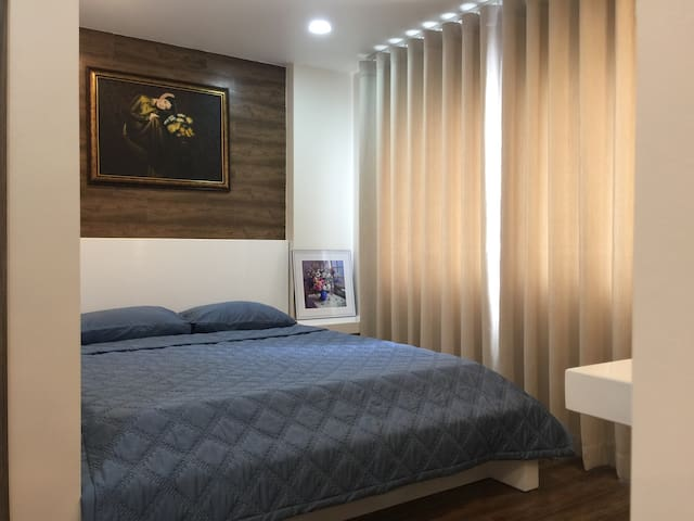 Serviced apartment in Phu Nhuan - Ho Chi Minh city - Wohnung