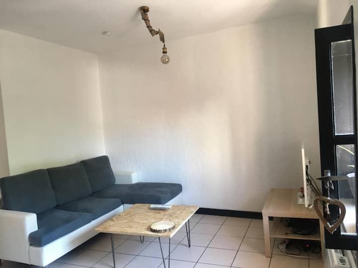 Appartement au centre de Villefranche