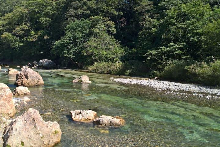 Ryokan hot spring hotel 鴻巣温泉−かえで