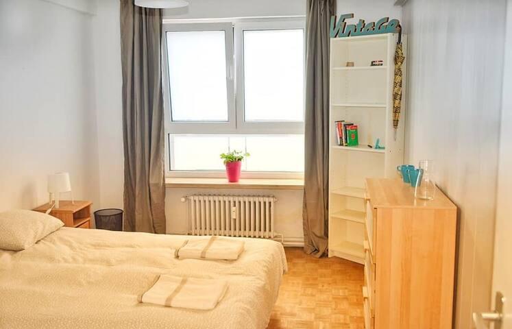 Habitación privada en Ixelles