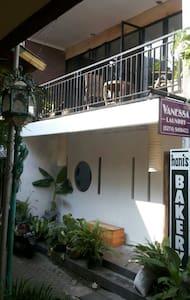 City center house with balcony - Yogyakarta