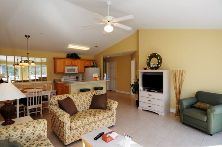 2108 Commons II (Brunswick Plantation) - Calabash - Apartament