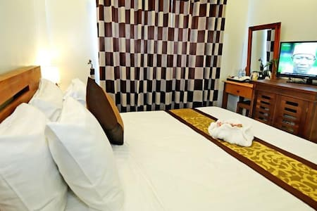 Deluxe Double Inc BF&Pick up - Krung Siemreap - Bed & Breakfast