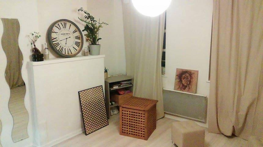 Agréable studio proche gare/centre ville - Metz - Lejlighed