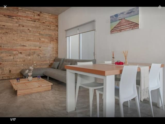 Nice 2 bedroom 2 blocks from beach - Playa del Carmen - Leilighet