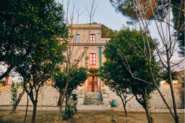 Huge ancient house beautifully renovated hosts 6