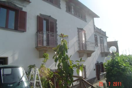 amable new flat view sea side in sorrento coast - Schiazzano - 公寓