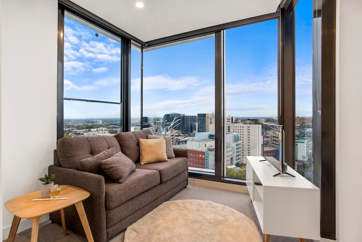One Bedroom Apartment in a Great Location (5) - Carlton - Huoneisto