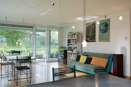 A spacious space