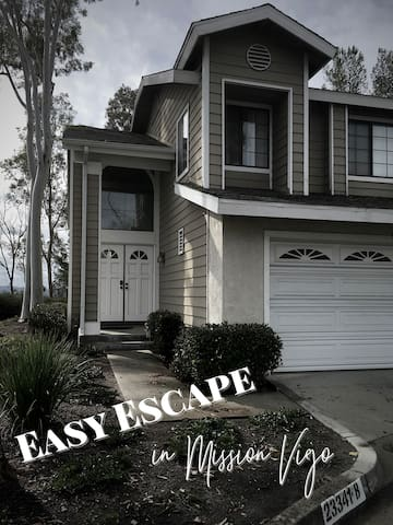 Easy Escape in Mission Viejo w/ Private Room B - Mission Viejo